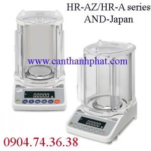 Cân điện tử HR-A/HR-AZ AND