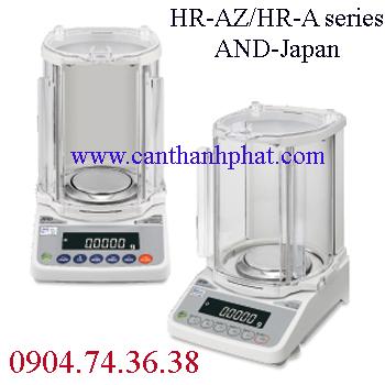 Cân điện tử HR-AZ, HR-A AND