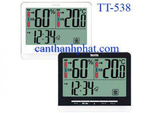 Nhiệt ẩm kế điện tử TT-538 Tanita