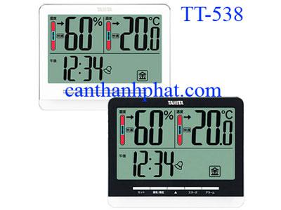 nhiệt ẩm kế tt 538 tanita