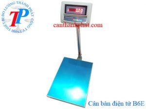 Cân bàn điện tử B6 30kg – 600kg