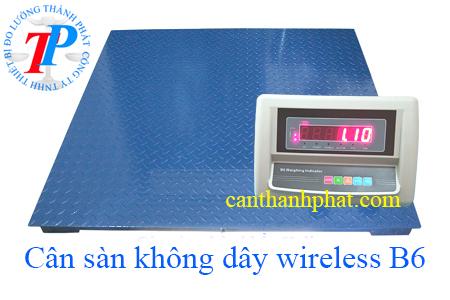 cân sàn không dây wireless