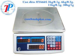 Cân đếm HY666S 3kg, 6kg, 15kg, 30kg
