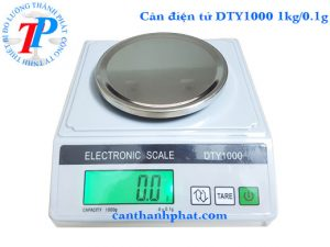 Cân điện tử 1kg/0.1g DTY1000