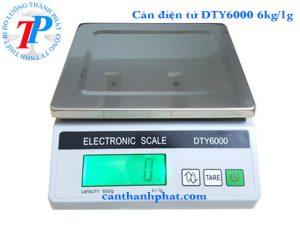 Cân điện tử DTY 1kg, 3kg, 6kg
