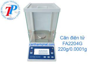 Cân điện tử FA2204G (220g/0.1mg)