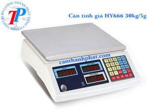 Cân tính giá HY666 30kg/5g
