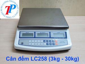 Cân đếm điện tử LC258 3kg – 30kg