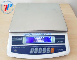 Cân điện tử LW258C 3kg, 6kg, 15kg, 30kg