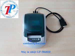 Máy in cân điện tử GP-5860III