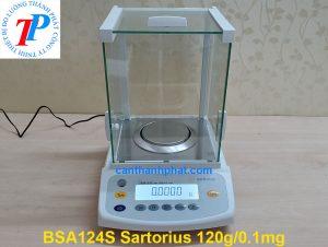 Cân điện tử BSA124S Sartorius