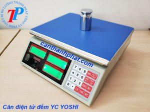 Cân điện tử đếm YC YOSHI
