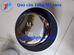 Quả cân M1 inox không gỉ