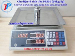 Cân điện tử tính tiền PRS30