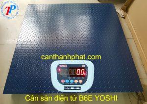 Cân sàn điện tử B6E YOSHI