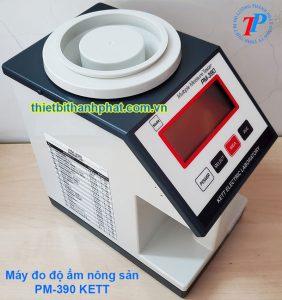 Máy đo độ ẩm PM-390 Kett