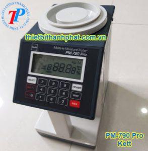 Máy đo độ ẩm PM-790 Pro Kett